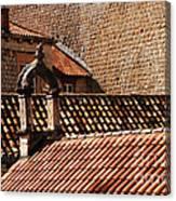 Beauty Of Dubrovnik 2 Canvas Print