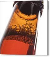 Beer Bottle Neck 2 F Canvas Print