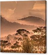 Before Sunset Canvas Print
