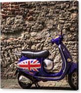 Being English Canvas Print