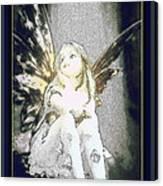 Bell Fairy  Canvas Print