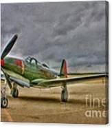 Bell P-63 Kingcobra Canvas Print