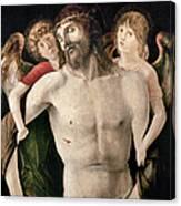 Bellini: Pieta Canvas Print