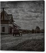 Bellis Road Canvas Print