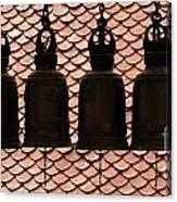 Bells Bangkok Canvas Print