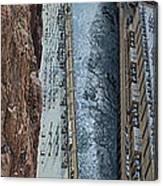 Below Hoover Dam Canvas Print