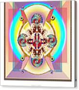 Bendicion De La Pachamama Canvas Print