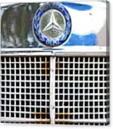 Benz Canvas Print