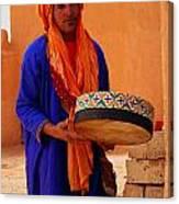 Berber  Canvas Print