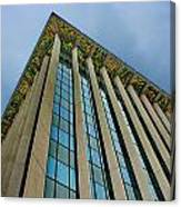 Beverly Hills Building Canvas Print
