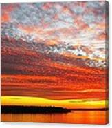 Beyond The Sunset And The Sea Canvas Print
