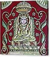 Bhagwan Mahaveer Canvas Print