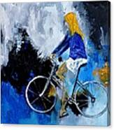 Bicycle 77 Canvas Print