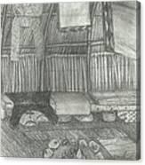 Bidek Canvas Print