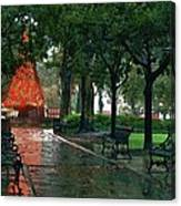 Bienville Square Canvas Print