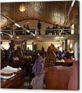 Big Nigerian Church In Lagos Canvas Print
