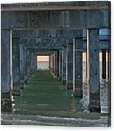 Big Pier 60 Clearwater Beach Canvas Print
