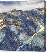 Big Rock Candy Mountains Canvas Print