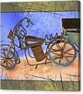 Bike 2a Canvas Print