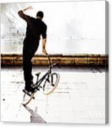 Bike Mx Canvas Print