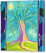 Bilabo Tree  Canvas Print