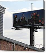 Billboard Art Project 2011 Canvas Print
