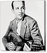 Bing Crosby 025 Canvas Print