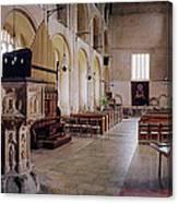 Binham Priory Canvas Print