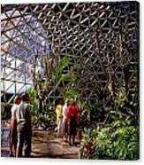 Bio Dome Canvas Print