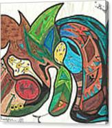 Bird Jam Canvas Print