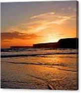 Birling Gap Beach Canvas Print