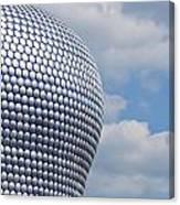 Birmingham Modern Building Canvas Print