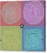 Birth Of A Star Canvas Print