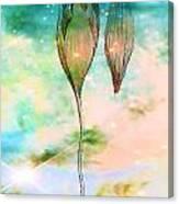 Birth Of A Triffid Canvas Print