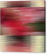 Bitty Frammentario Canvas Print