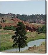 Black Hills Landscape Canvas Print
