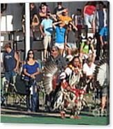 Blackfeet Pow Wow 01 Canvas Print