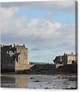 Blackness Castle Canvas Print
