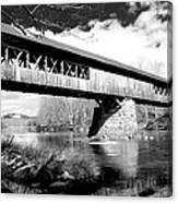 Blair Bridge Canvas Print