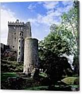 Blarney Castle, County Cork, Ireland Canvas Print