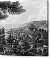 Blennerhassett Island Canvas Print