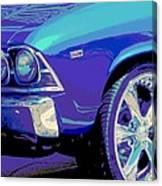 Blueman Group Canvas Print