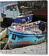 Boat 0003 Canvas Print