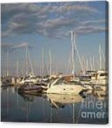 Harbor Cams Canvas Print