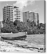 Boat For Sure Canvas Print