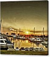 Boaters' Delight Canvas Print