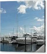 Boats 114 Canvas Print