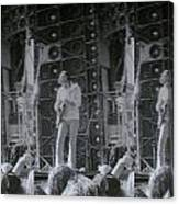 Bob Weir Grateful Dead 74 Dsm Ia Canvas Print