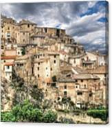 Bocairent Canvas Print