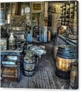 Bodie State Historic Park California General Store Canvas Print